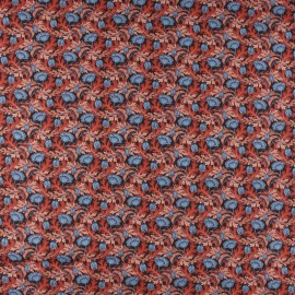 Liberty poplin fabric - Plume Poppy A x 10cm
