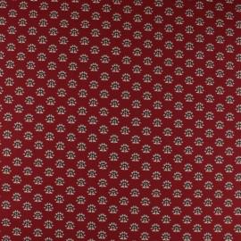 Tissu Popeline Liberty - Farringdon B x 10cm