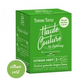 Teinture Textile Haute Couture - Citron Vert