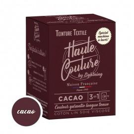 Teinture Textile Haute Couture - Cacao