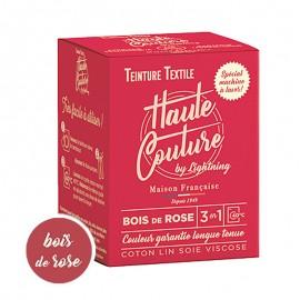 Teinture Textile Haute Couture - Bois de Rose