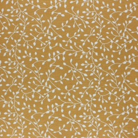 Flannel Fabric - Sauge green Feuillage x 10cm