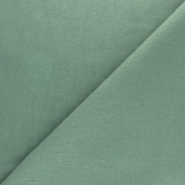 Plain Flannel Fabric - Sage green x 10cm