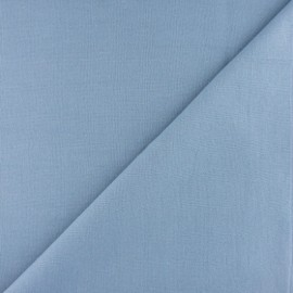 Plain Flannel Fabric - light blue x 10cm