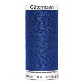 Jeans thread Gutermann 100 m - N°6950