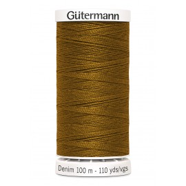 Jeans thread Gutermann 100 m - N°2040