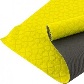 Tapis Anti Glisse Keep Me - Jaune