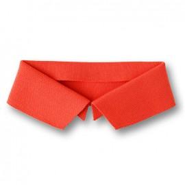 Organic Polo Collar - Orange