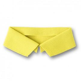 Organic Polo Collar - Yellow