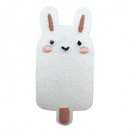 Ecusson Thermocollant Animesquimau - Lapin