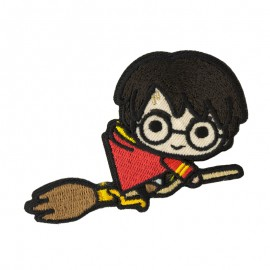 Harry Potter iron-on patch - Harry Potter
