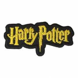 Harry Potter iron-on patch - License