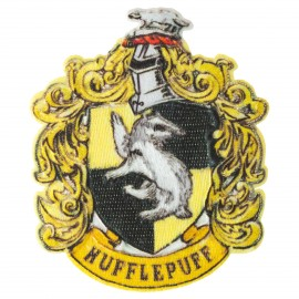 Harry Potter iron-on patch - Hufflepuff