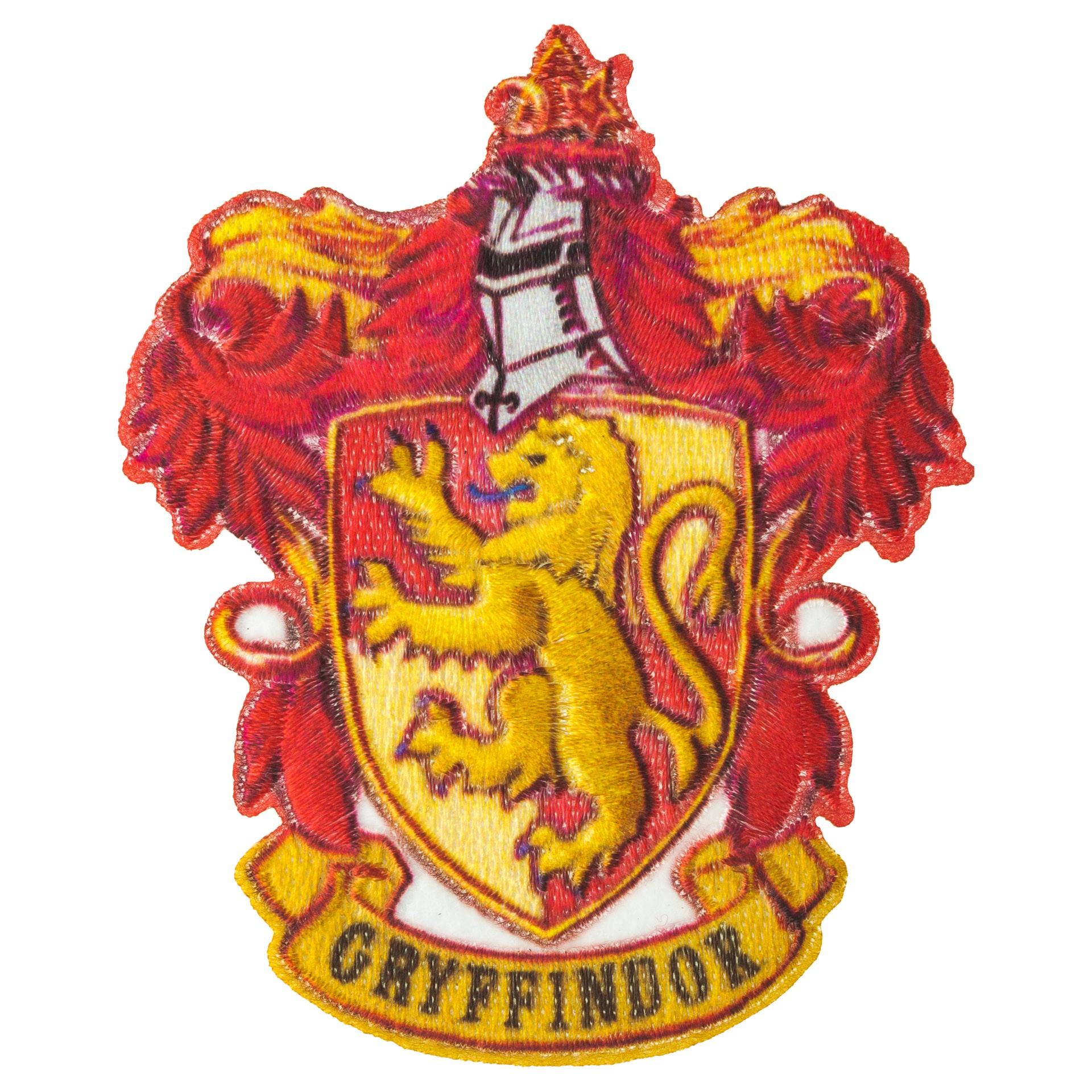 Ecusson Harry Potter Gryffondor Ma Petite Mercerie