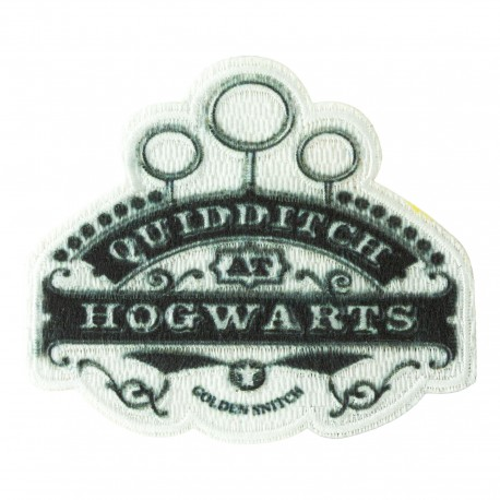 Ecusson Thermocollant Harry Potter - Quidditch