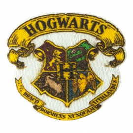 Harry Potter iron-on patch - Hogwarts