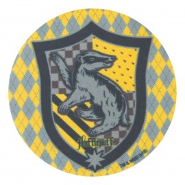 Harry Potter iron-on sticky patch - Hufflepuff