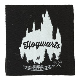 Harry Potter iron-on patch - Shadow of Hogwarts