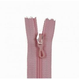 fermeture Eclair® non séparable - rose -