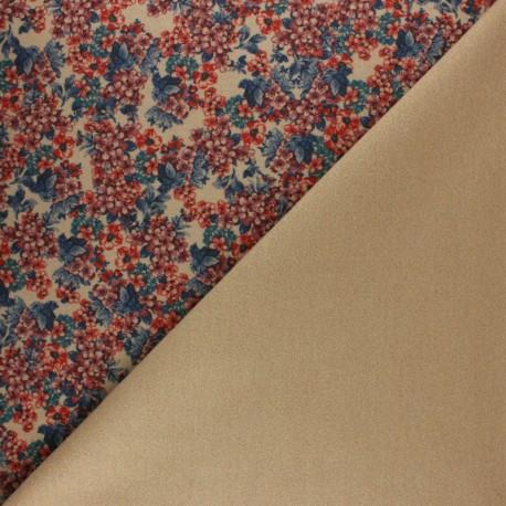 Vegetal Coat Fabric x 10cm
