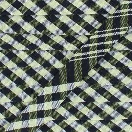 Biais Coton Camden - Vert Anis x 1m