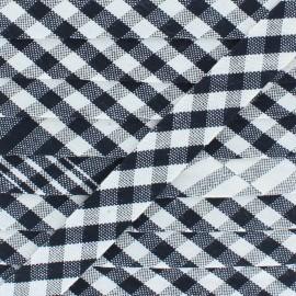 Biais Coton Camden - Blanc x 1m