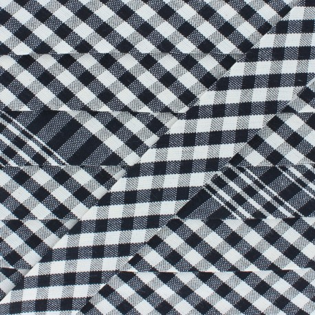 Camden Cotton Bias Binding - White x 1m