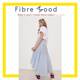 Skirt Sewing Pattern - Fibre Mood Arlette