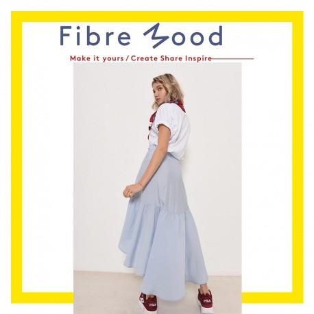 Skirt Sewing Pattern - Fibre Mood Arlette