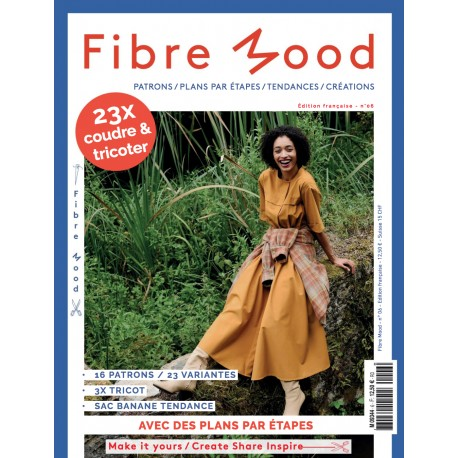 Magazine Fibre Mood - Édition Française n°06