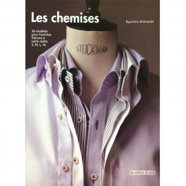 "Book ""Les chemises"""