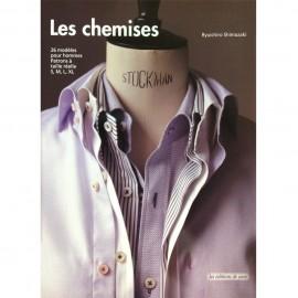 """Livre """"Les chemises"""""""