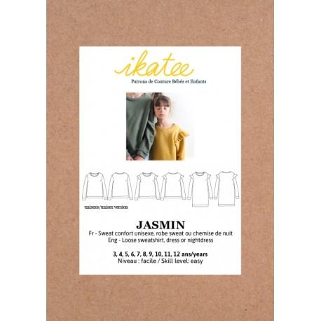 Dress Sewing pattern - Ikatee Jasmin