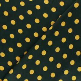 Tissu Viscose Ines - Vert x 10cm
