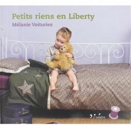 """Livre """"Petits riens en Liberty"""""""