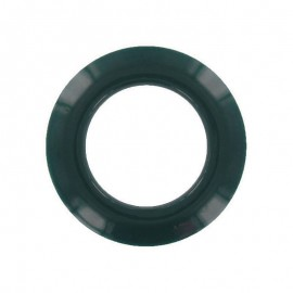 Plastic Eyelet to Clip - Pine Green
