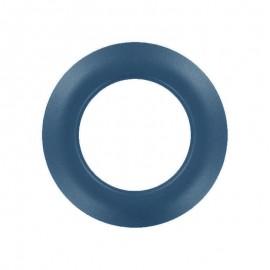 Plastic Eyelet to Clip - Matte Ocean