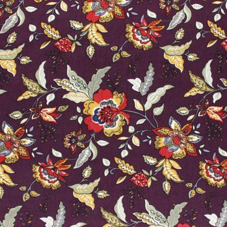 Crepe Viscose fabric - Yellow Chroma x 10cm