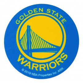 NBA Iron-On Patch - Warriors
