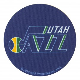 NBA Iron-On Patch - Utah Jazz