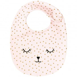 Bib sewing kit - pink