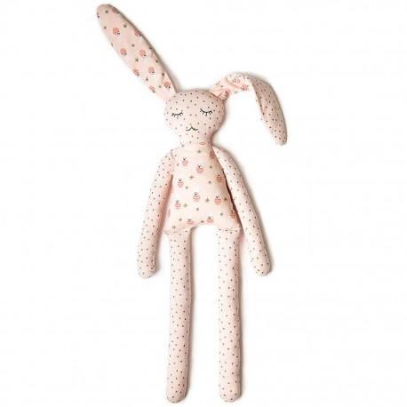 Kit Couture Doudou lapin - rose
