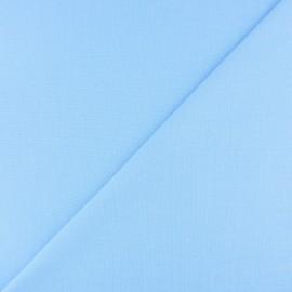 Tubular Jersey fabric - Sky blue x 10cm