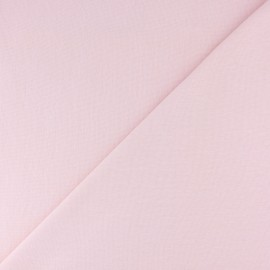 Tubular Jersey fabric - Light pink x 10cm