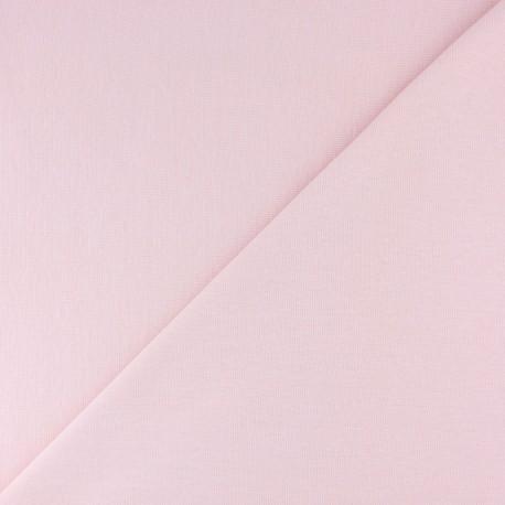 Tubular Jersey fabric - Light pink x 10cm