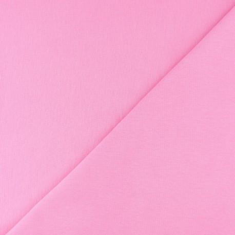 Tubular Jersey fabric - Pink x 10cm