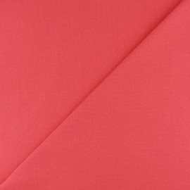 Tubular Jersey fabric - Coral x 10cm