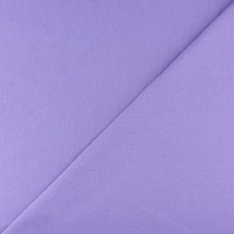 Tubular Jersey fabric - Mauve x 10cm