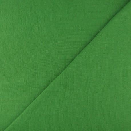 Tubular Jersey fabric - Avocado x 10cm