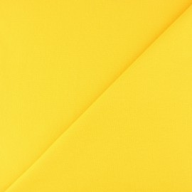 Tubular Jersey fabric - Yellow x 10cm